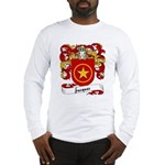 Jacques Family Crest Long Sleeve T-Shirt