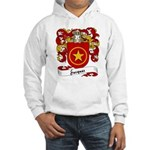 Jacques Family Crest Hooded Sweatshirt