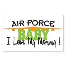 Air Force Baby Decal