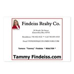 Tammy Findeiss Postcards (Package of 8)
