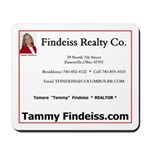 Tammy Findeiss Mousepad