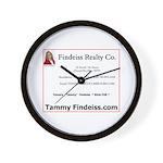 Tammy Findeiss Wall Clock