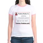 Tammy Findeiss Jr. Ringer T-Shirt