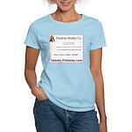 Tammy Findeiss Women's Pink T-Shirt