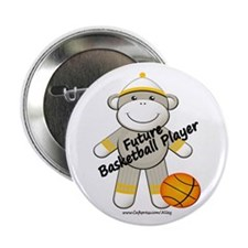 "Future Basketball Player 2.25"" Button"