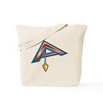 The Masonic Plumb, Square and Gage Tote Bag
