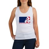 Major League Cyclist Women's Tank Top