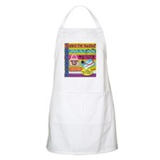 Headed to Nursing School BBQ Apron