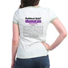 ObamaCain Warning T
