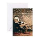 Tesla-3 Greeting Cards (Pk of 10)