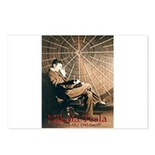 Tesla-3 Postcards (Package of 8)