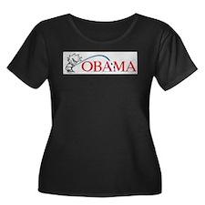 Piss on Obama T