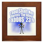 Exodus Framed Tile