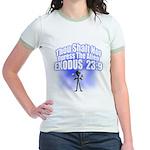 Exodus Jr. Ringer T-Shirt