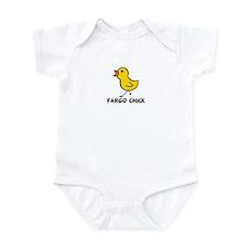 Fargo Chick Infant Bodysuit