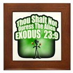 Exodus Framed Tile