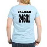 Valjean halfback T-Shirt
