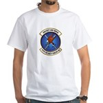 75th Security Forces SQ White T-Shirt
