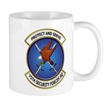75th Security Forces SQ Mug