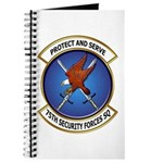 75th Security Forces SQ Journal