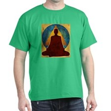 12-Step Buddhist Dark T (anonymous)