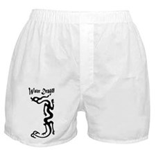 Water Dragon Boxer Shorts