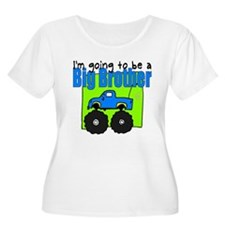 Monster Truck Big Brother T-Shirt