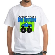Monster Truck Big Brother Shirt