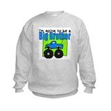 Monster Truck Big Brother Sweatshirt