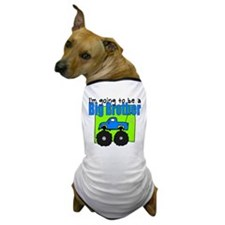 Monster Truck Big Brother Dog T-Shirt