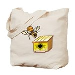 The Masonic Bee Lodge Tote Bag