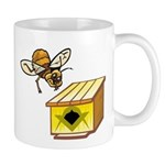 The Masonic Bee Lodge Mug