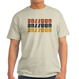 Tribal Bassoon T-Shirt