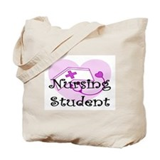 More Student Nurse Tote Bag