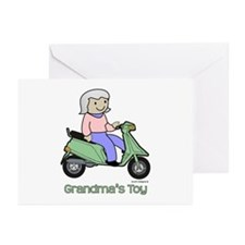Grandma's Toy Greeting Cards (Pk of 10)