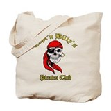 Capt'n Billy's Pirate Club Tote Bag