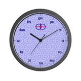 Wall Clock  / bitmu junla