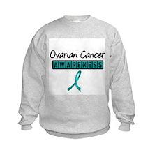 Ovarian Cancer Awareness Sweatshirt