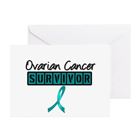 Ovarian Cancer Survivor Greeting Cards (Pk of 10)