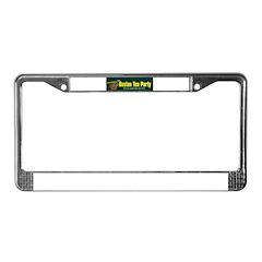 Horizontal License Plate Frame