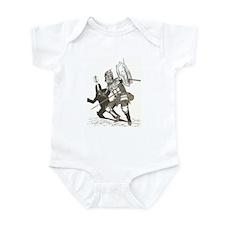 Funny R1 Infant Bodysuit