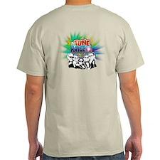 The Tune Raiders T-Shirt