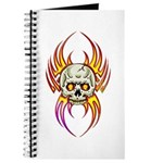 Flaming Skull Journal