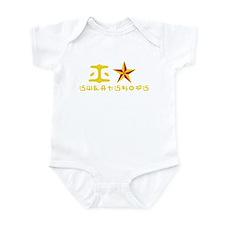 Funny Sweatshop Infant Bodysuit