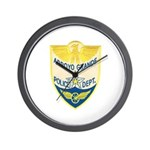 Arroyo Grande Police Wall Clock