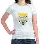 Arroyo Grande Police Jr. Ringer T-Shirt