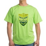 Arroyo Grande Police Green T-Shirt