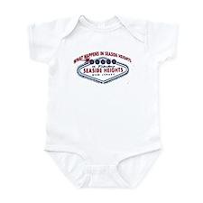 Seaside Heights NJ Infant Bodysuit