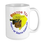 South Carolina Large Mug