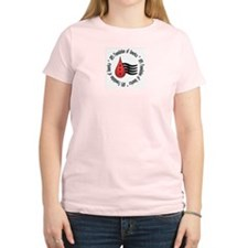 Antiphospho....what? Women's Pink T-Shirt